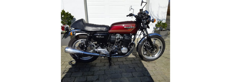 Registreringsafgift for veteranmotorcykler - ny aftale originalitetskravet afskaffes